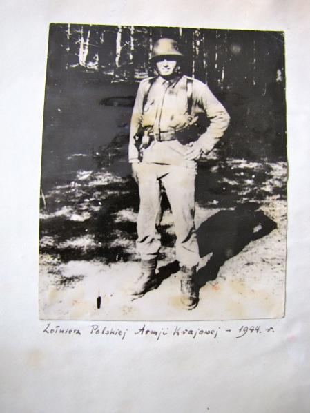 World War II Polish Air Force 1944