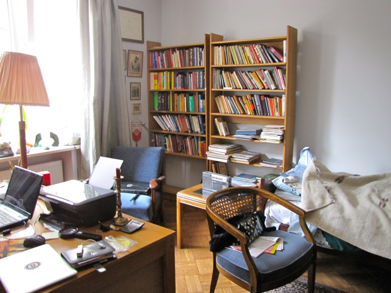 Office Room in Warsaw