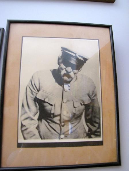 Pilsudski Photograph