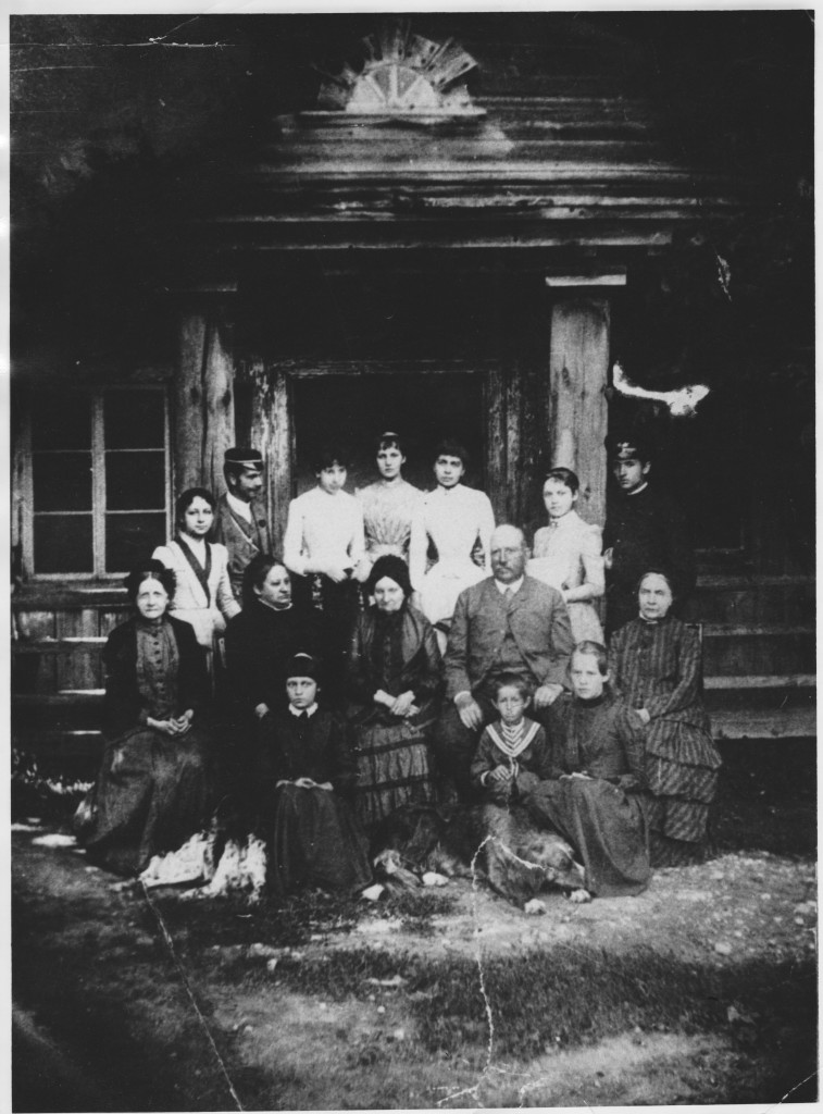Edward Pawlowicz's Family